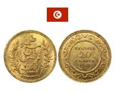 20 Francs Tunisiens