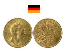 20 Reich Marks