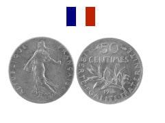 50 Cts Semeuse (1897-1920)